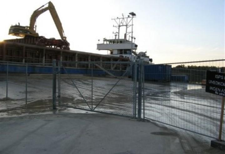 Lossing av båter