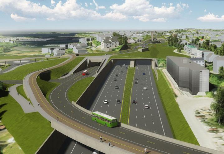 Nasjonal transportplan 2018-2029